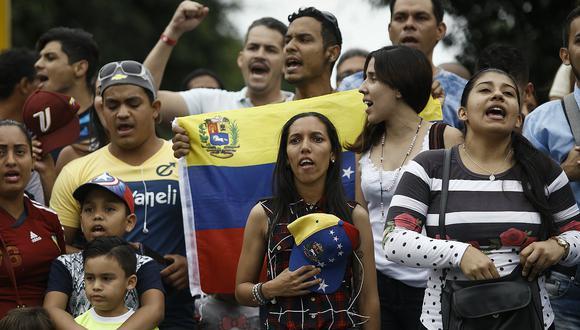 Migración venezolana no se detendrá aun si Nicolás Maduro deja el poder en Venezuela