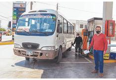 Inician entrega de subsidios a 12 empresas de transporte en Chimbote