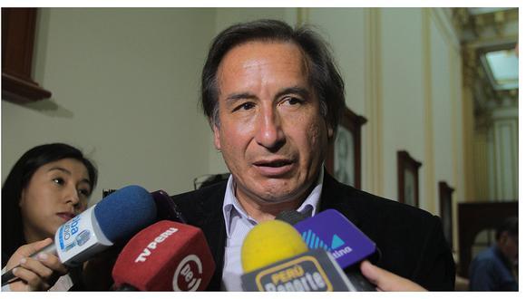 Fallece de cáncer congresista de Nuevo Perú