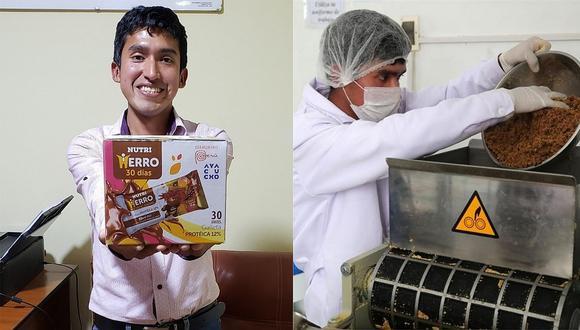 Ingeniero que creó galleta que elimina la anemia pide ingresar al programa Qali Warma (VIDEO)