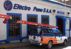 Programan corte de energía eléctrica en barrios de Puno