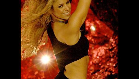 Piratas informáticos usan desnudo de Shakira para robar