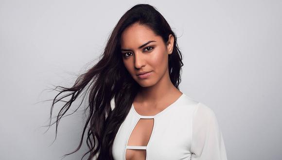 Ella es Romina Lozano, la flamante Miss Callao (FOTOS)