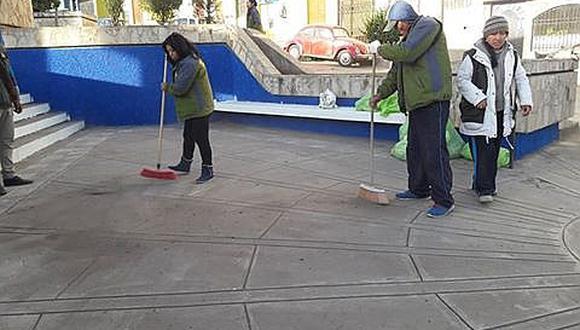 Puno: trabajador de limpieza del municipio desaparece misteriosamente