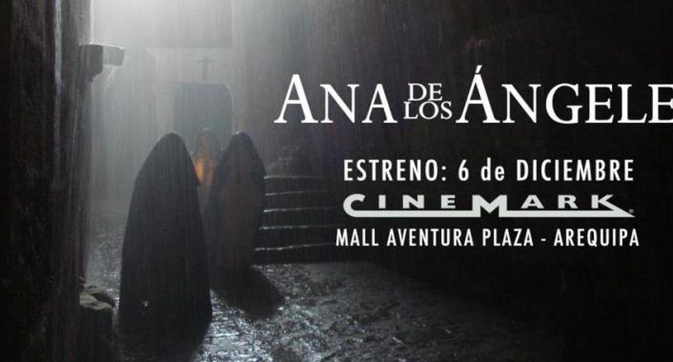 """El 6 de diciembre se estrena """"Ana de Los Ángeles"""""""