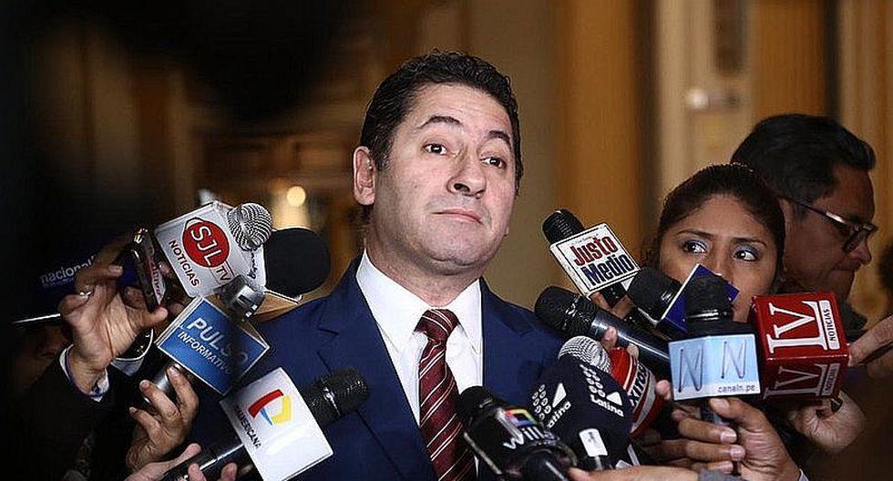 Elecciones 2020: Declaran improcedente la candidatura de Salvador Heresi