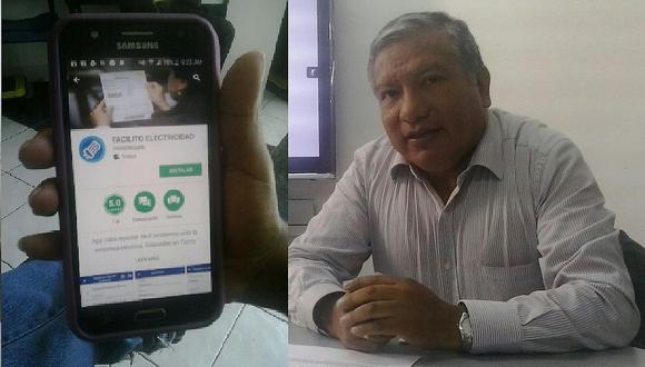 Osinergmin lanza en Tacna aplicativo para denunciar problemas en el servicio eléctrico