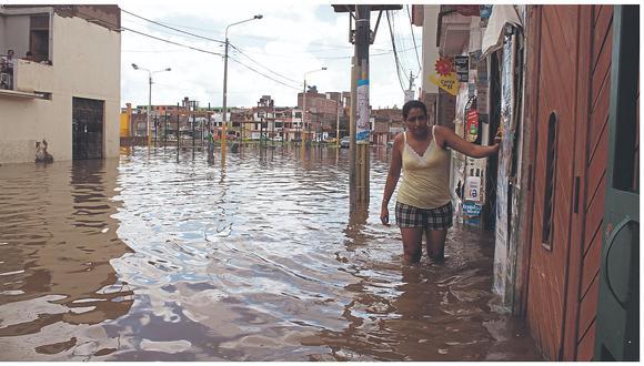 Alcaldes piden más dinero por amenaza de lluvias