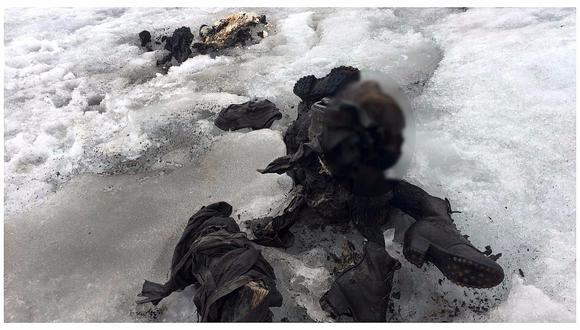 Suiza: Confirman identidad de pareja desaparecida hace 75 años y hallada en glaciar