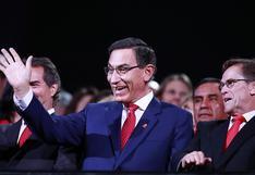Martín Vizcarra declaró inaugurado los décimo octavo Juegos Panamericanos Lima 2019