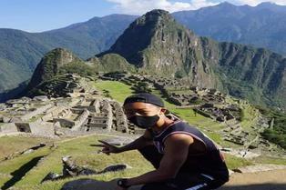 Japonés vive siete meses en Perú para conocer Machu Picchu