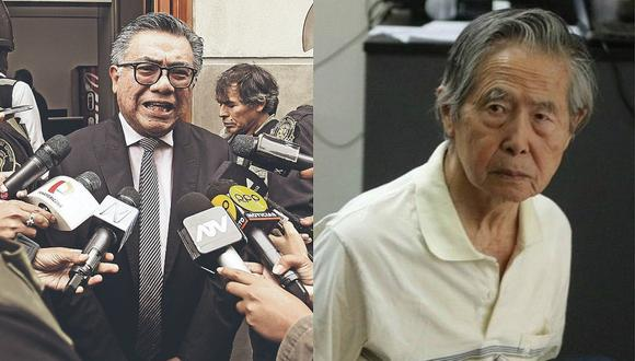 "César Nakazaki: ""Estoy trabajando el hábeas corpus de Fujimori"""