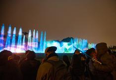 Bicentenario del Perú: Cientos de familias recorren el Parque de las Aguas por Fiestas Patrias (FOTOS)