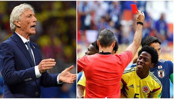 Técnico de Colombia dedica victoria contra Polonia a Carlos Sánchez, víctima de amenazas