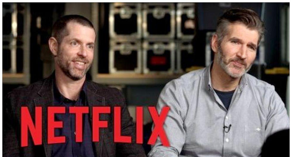 """Netflix firmó contrato con los creadores de """"Game of Thrones"""" por US$ 200 millones"""