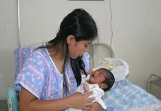 Arequipa: Este año se registraron 139 partos en menores de 18 años