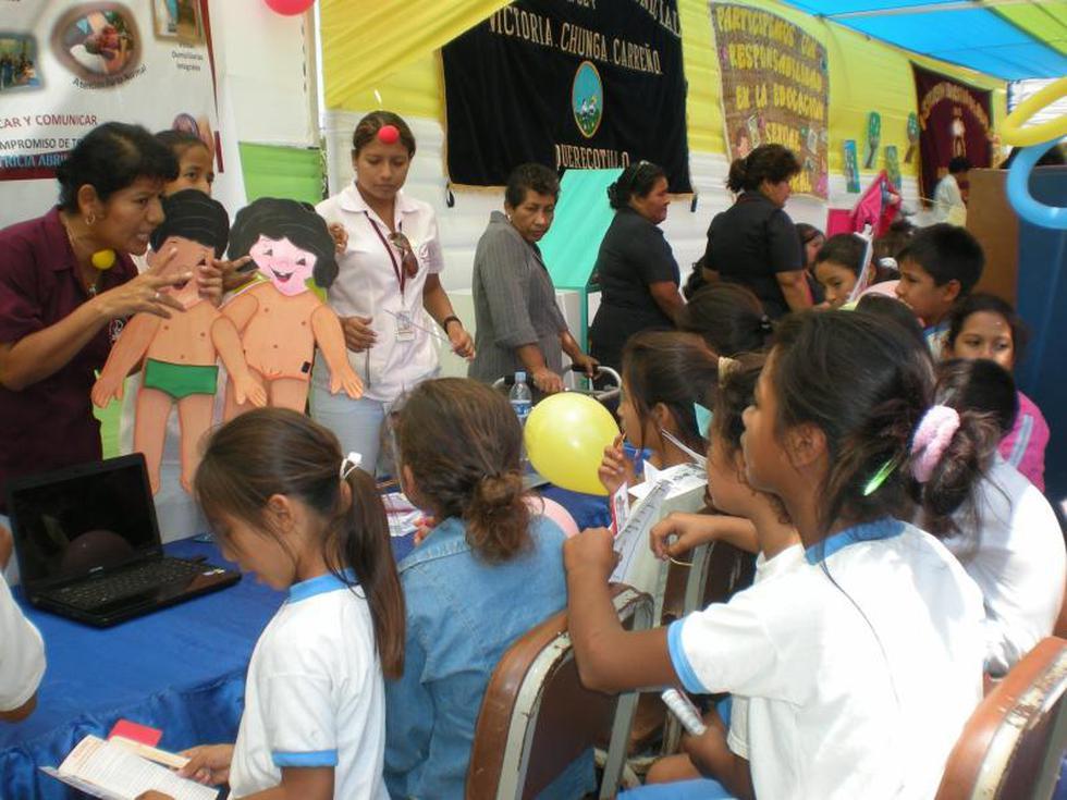 Programa de Educación Sexual Integral en el Nivel Inicial