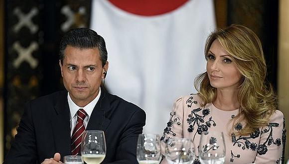 Angélica Rivera pide 35 autos y viajes en aviones privados para firmar divorcio con Enrique Peña Nieto