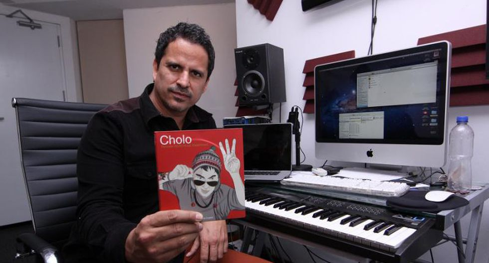 Jaime Cuadra presenta disco 'Cholo 3' en Estados Unidos