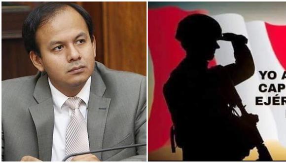 Alcalde de Piura respalda a capitán del Ejército que golpeó a joven por no respetar cuarentena.