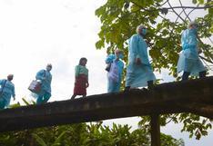 Loreto: En un día, 606 nativos amazónicos de la comunidad Shawi fueron vacunados contra el COVID-19