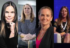 Cuatro directoras de empresas frente a las brechas de género en el país