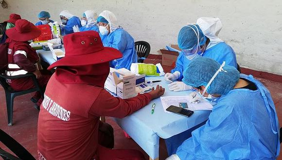 Confirman inicio de vacunación a personal de limpieza pública