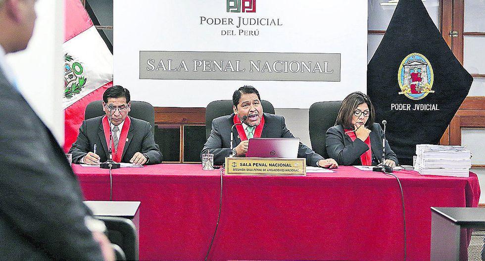 Sala Sahuanay quedó expedita para decidir sobre juez Richard Concepción Carhuancho