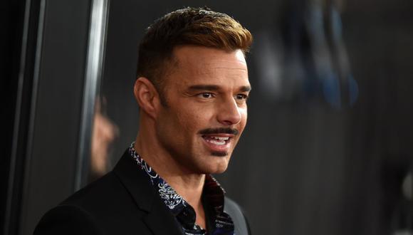 """Ricky Martin formará parte de película """"Jingle Jangle: A Christmas Journey"""". (Foto: Valerie Macon / AFP)"""