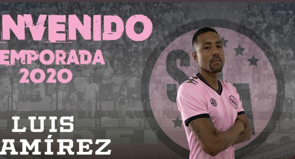 Luis Ramírez fue campeón nacional con Alianza Lima en 2017. Será dirigido en Sport Boys por Marcelo Vivas. (Foto: Sport Boys)