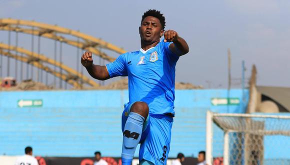 Marlon de Jesús fue el autor del único gol del partido. (Foto: Difusión)