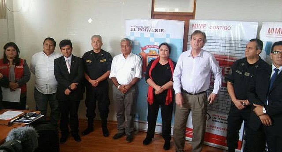 Carlos Basombrío: Implementa medidas contra la delincuencia en Trujillo (VIDEO)
