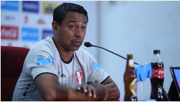 Foto: Twitter Selección peruana