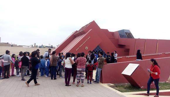Realizan actividades complementarias por ingreso libre a museos