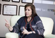 """Lourdes Flores Nano, expresidenta del PPC: """"Hay elementos que justifican la nulidad"""""""