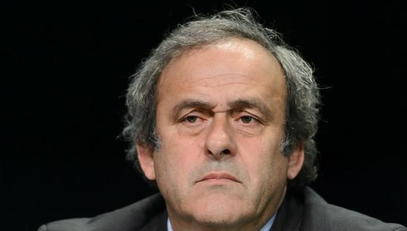 Colombia anunció su apoyo a Michel Platini para la presidencia de la FIFA