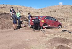 Detienen a implicado en asalto de carretera y recuperan auto