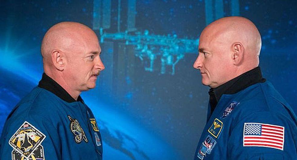 NASA difunde experimento de gemelo que rejuveneció en el espacio (FOTOS)