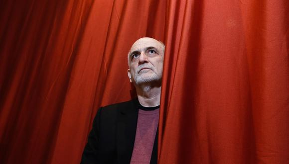 """Ricardo Bedoya, reconocido crítico de cine se aleja de TV Perú porque """"el acontecer nacional le impide continuar con el programa"""".  (Foto: César Campos -GEC)"""