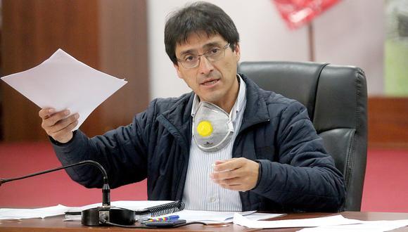 Gobernador de Cusco contrajo COVID-19 tras realizarse prueba molecular
