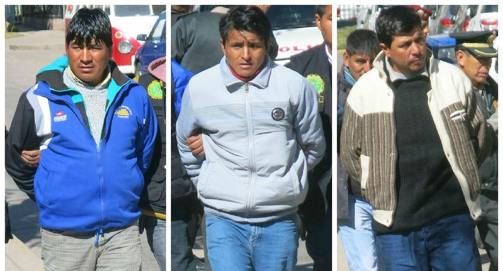 Cusco: ratifican prisión contra sospechosos de la muerte de alcalde de Paruro