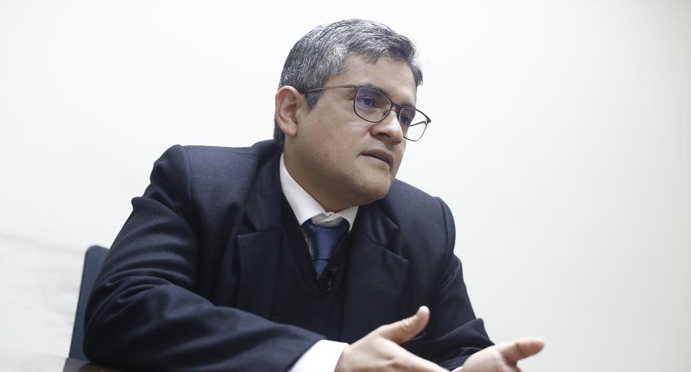 """José Domingo Pérez: Afirmaciones de Karem Roca """"están pretendiendo desestabilizar mi trabajo"""""""