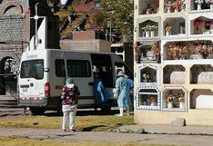 Huancavelica es la región con menos defunciones durante la pandemia