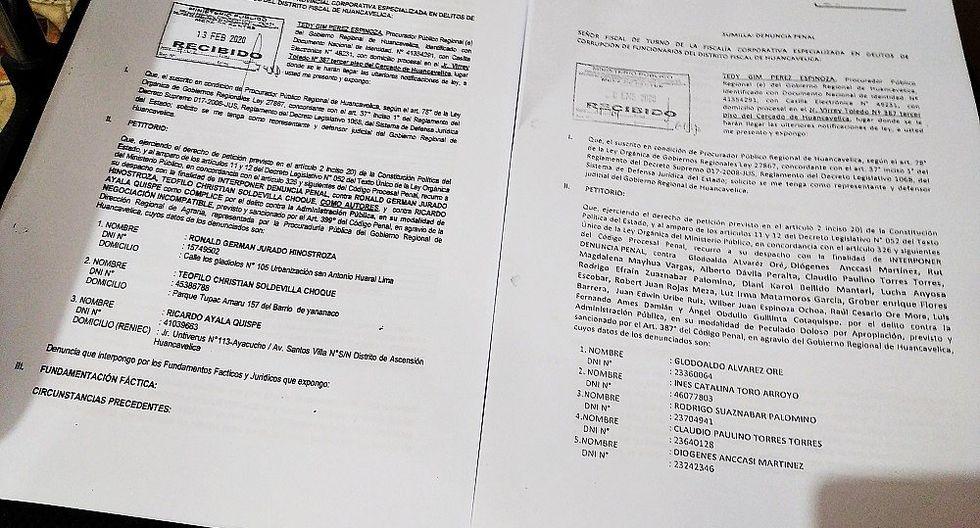 """""""Aumento de remuneraciones y dietas"""" y """"Compra de 170 motos lineales"""" en Fiscalía"""
