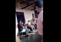 """Chimbote: 20 """"covidiotas"""" se divertían en una vivienda de La Libertad"""