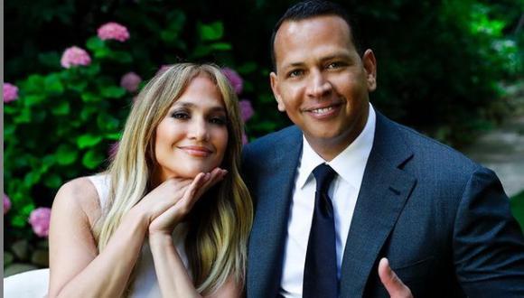 Jennifer Lopez y Alex Rodríguez tienen una larga relación. Hace más de un año se comprometieron pero aún no han podido celebrar la boda. (Foto: @arod)