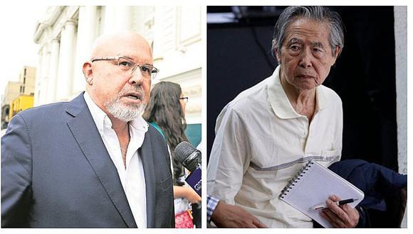 Carlos Bruce en desacuerdo con indulto para Alberto Fujimori