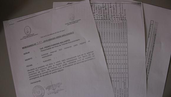 Reservan 23 resoluciones para contrato irregular de trabajadores en la DRA