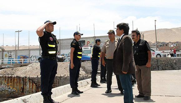Ilo: Serenazgo patrullará permanentemente playa Boca del Río