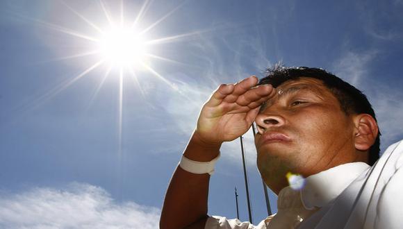 Radiación UV será alta y extrema durante marzo
